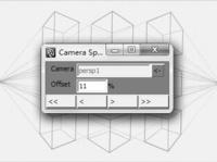 CameraSpace 1.0.0 for Maya (maya script)