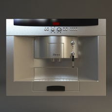 Espresso machine 3D Model