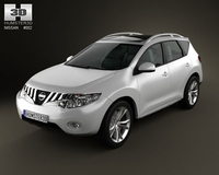 Nissan Murano 3D Model