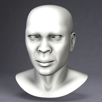 Free Samuel Free 3D Model