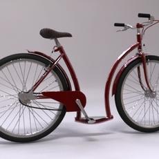 Bicycles 3D Model