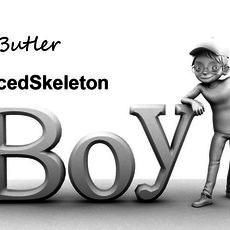 boy for Maya 2.0.0