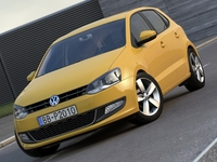 Volkswagen Polo 5d (2010) 3D Model