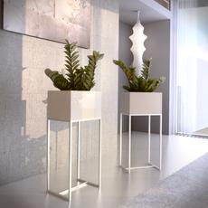 Flower unit 3D Model