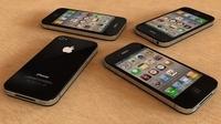 iPhone4 3D Model