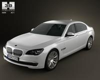 BMW 7-series 3D Model