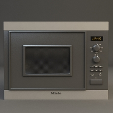 Microwave Miele 3D Model