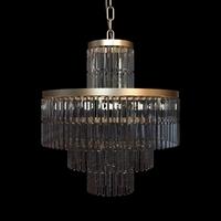 Pasted chandelier 3D Model