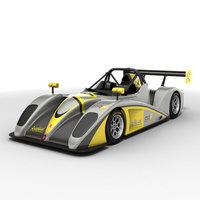 Radical SR4 Clubsport 3D Model