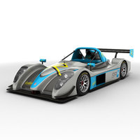 Radical SR5 Endurosport 3D Model