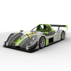 Radical SR8 Supersport/LM 3D Model