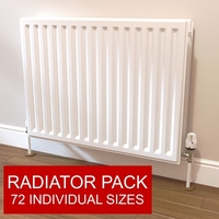 Radiator pack 3D Model