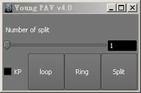 PolyAvergTools 4.6.0 for Maya (maya script)