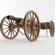 Napoleon M1841 6 Pounder Collection  3D Model
