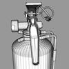 02 12 12 460 extinguisher   mesh 3 4