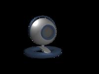 Free web cam 3D Model