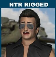 NTR (Nandamuri Taraka Ramarao) Rigged for Maya 2.0.0