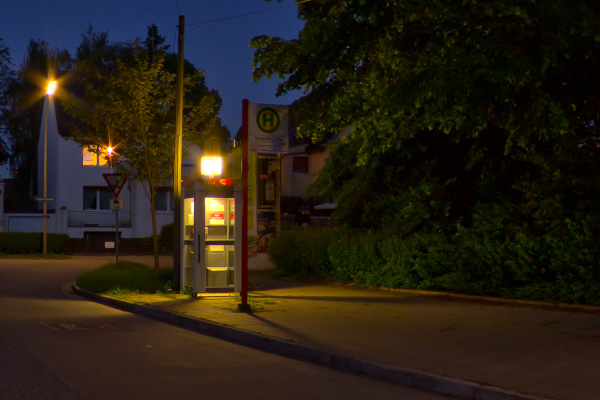 Night HDRI Environment (High resolution)