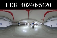 Garage HDRI Environment (High resolution)