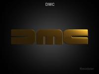 DMC 3d Logo 3D Model
