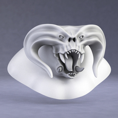 Balrog 3D Model