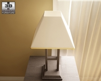 Ashley Deidra Table Lamp 3D Model
