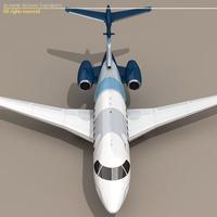 Legacy 500 3D Model