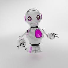 Robot NGT230 3D Model