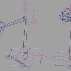 KupCam Camera Crane Rig for Maya 1.6.0