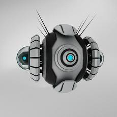 Robot YT570 3D Model