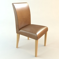 Dining Room Side Chair 3D Model