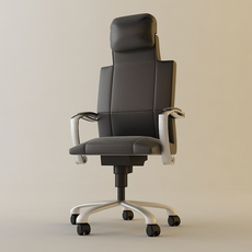 Office Armchair 2 3D Model