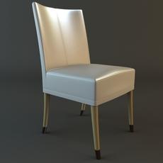 Side Chair 3D Model