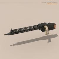 MG08 3D Model