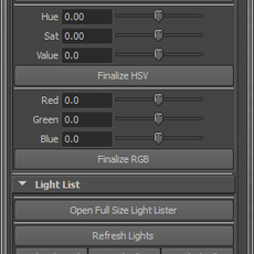 Ninja Light 2.6.0 for Maya (maya script)