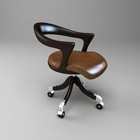 Marlowe Ceccotti Collezioni Chair 3D Model