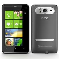 HTC HD 7 3D Model