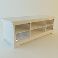 Credenza Cabinet 3D Model