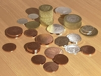 UK Coins 3D Model