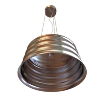 Contemporary Style Hanging Lamp 3D Model