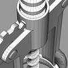 02 26 14 655 cork screw   mesh 3 4
