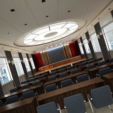 Conference Room 1 3D Model