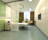 Sickroom Spaces 001 3D Model