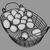 02 28 38 735 egg basket   mesh 4 4