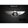Bentley 3d LOGO 3D Model