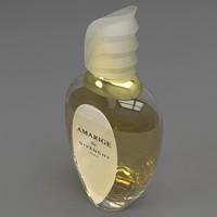 Amarige Perfume 3D Model