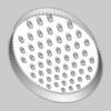 02 30 06 948 cheese grater   mesh 1 4