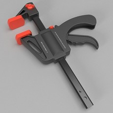 Speed clamp 3D Model