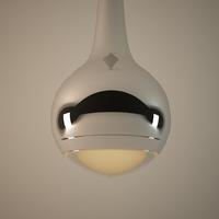 TOBIAS GRAU - FALLING 8 lamp 3D Model