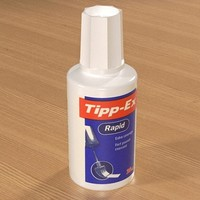 Tipp-Ex correction fluid 3D Model